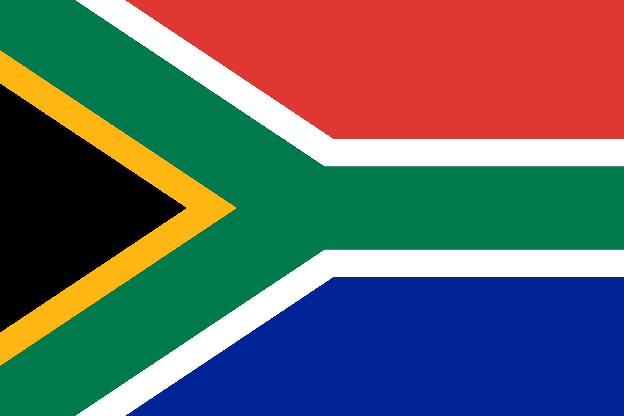 Bandera_Sudáfrica