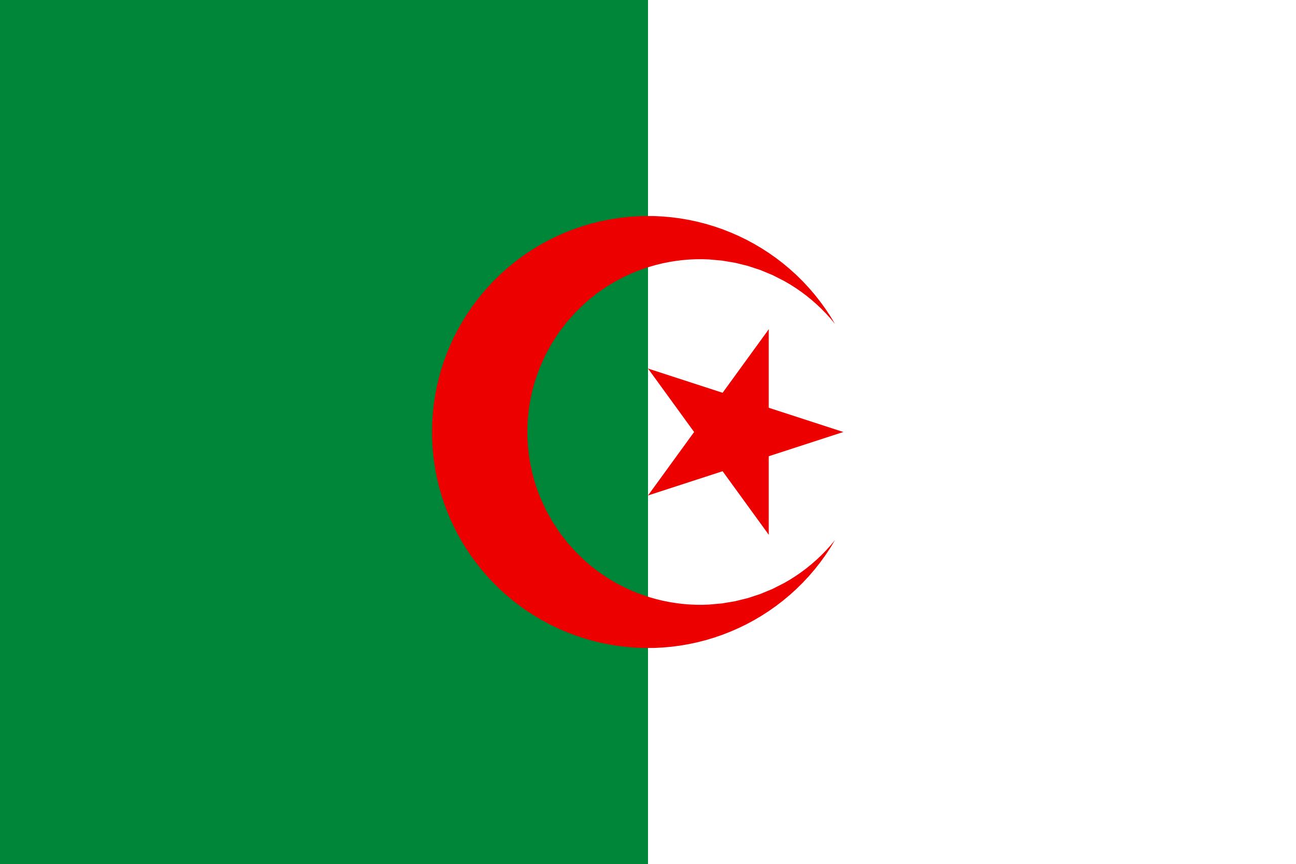 Registro de marca internacional en Argelia