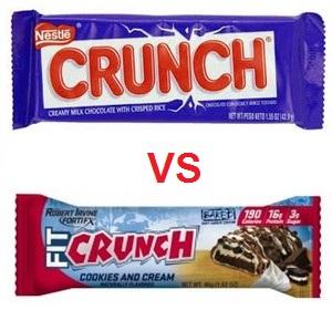 CRUNCH VS FITCRUNCH