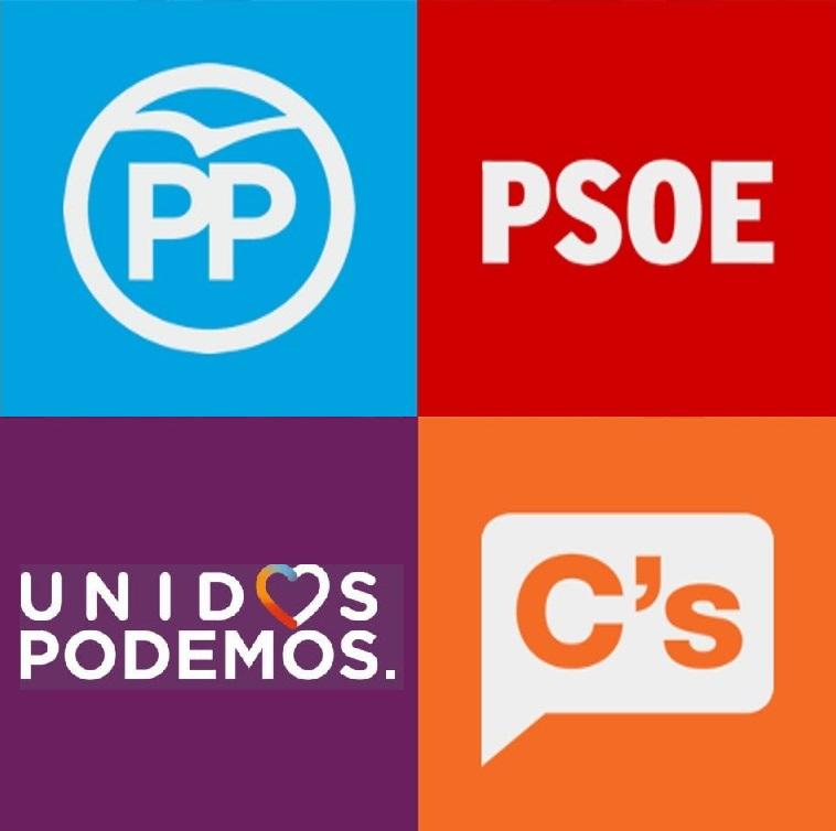 Registro de marcas de partidos políticos