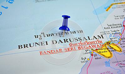 registro marca en Brunei