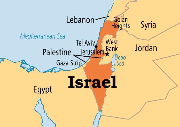 registro marca en Israel