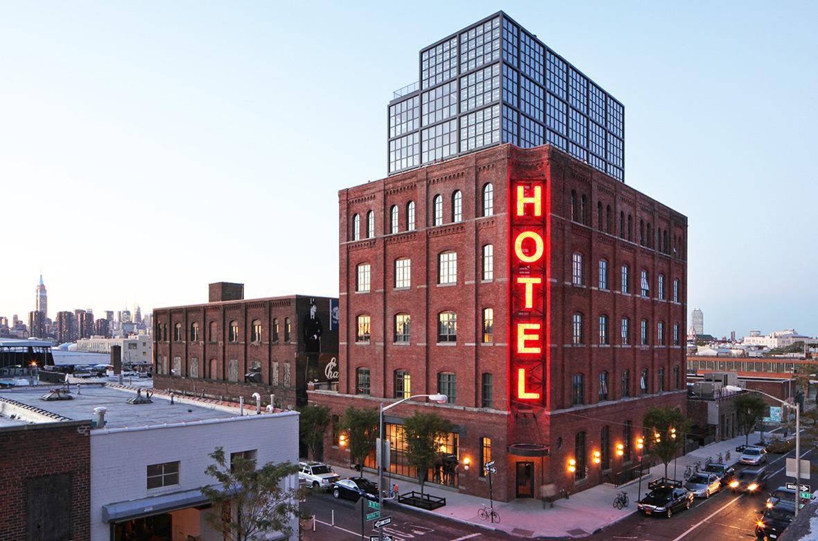 registro de una marca para un hotel hostal