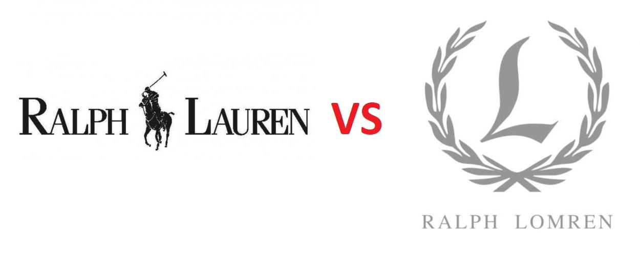 RALPH LOMREN VS RALPH LAUREN