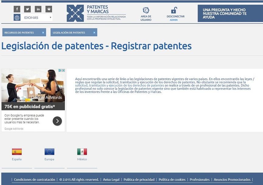 ley de patentes 2
