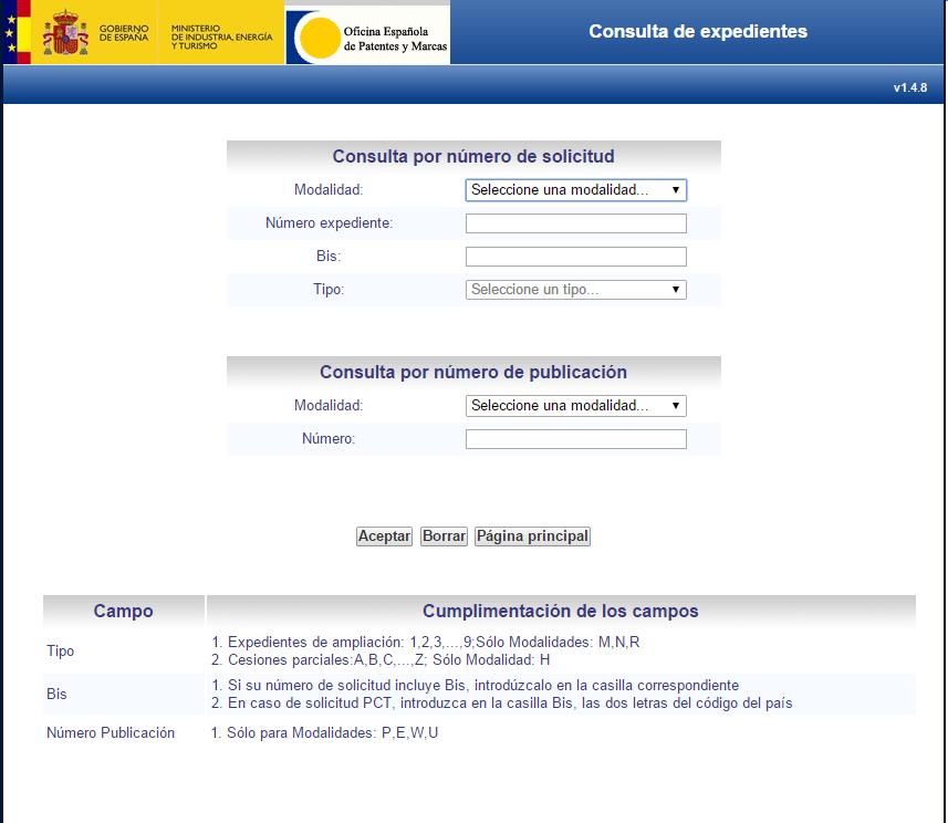 Situación de una marca española