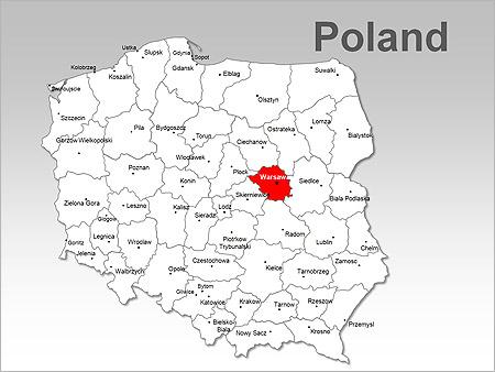 registro de marca en Polonia