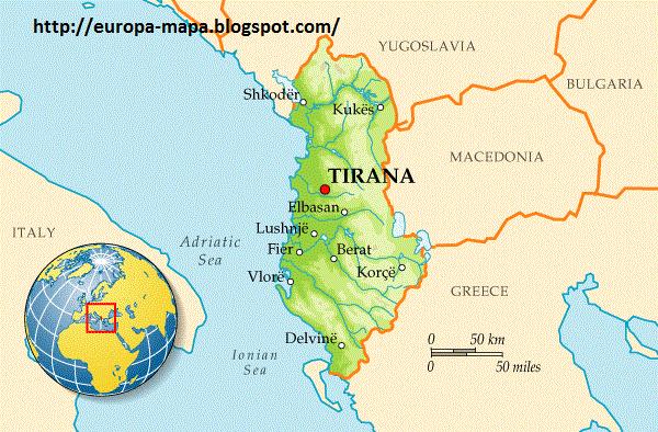 registro marca en Albania