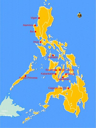 registro marca en Filipinas