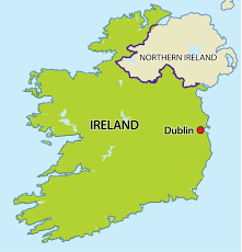 registro marca en Irlanda