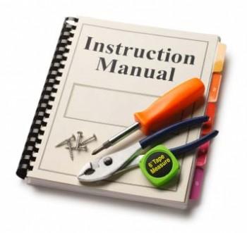manual registro de una marca
