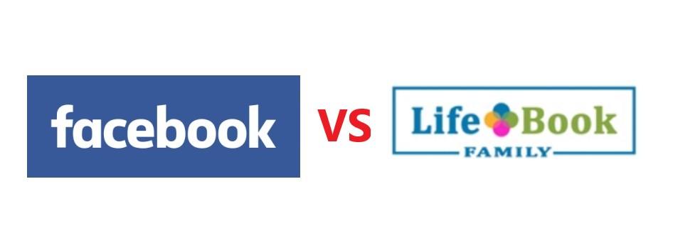 Hay copia FACEBOOK VS LIFEBOOK