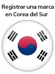 Registrar una marca en Corea del Sur