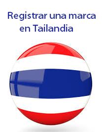 Registrar una marca en Tailandia