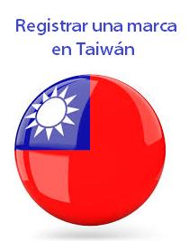Registrar una marca en Taiwán
