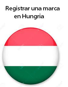 Reg. una marca en Hungria 2