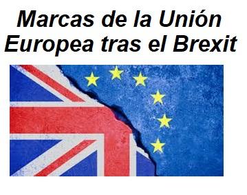 marcas de la union europea tras el brexit