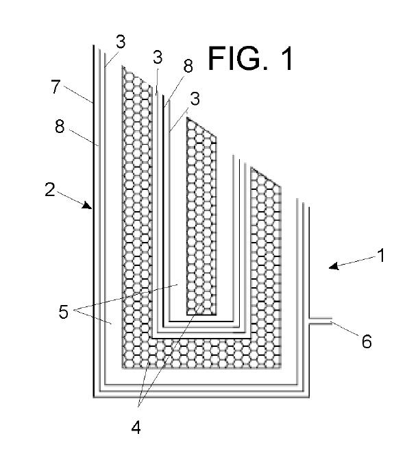 Panelado de aislamiento con cámara polivalente