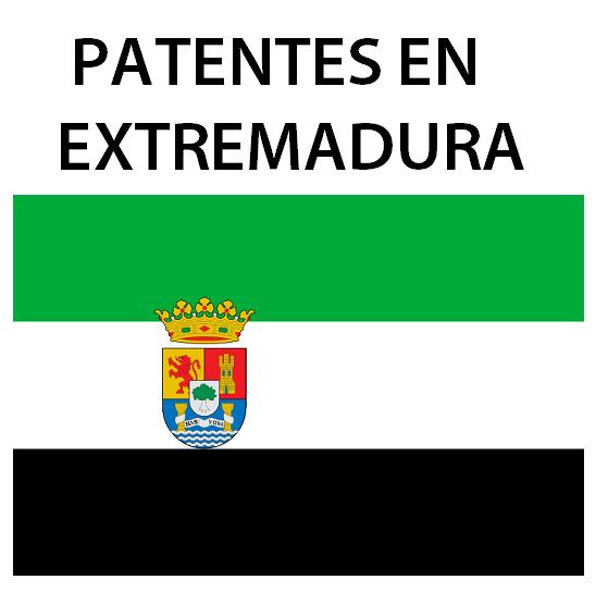 Patente en extremadura