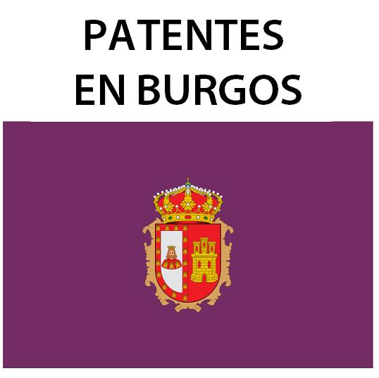 Patentes en Burgos