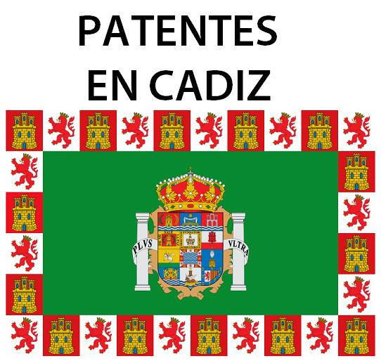 Patentes en Cadiz