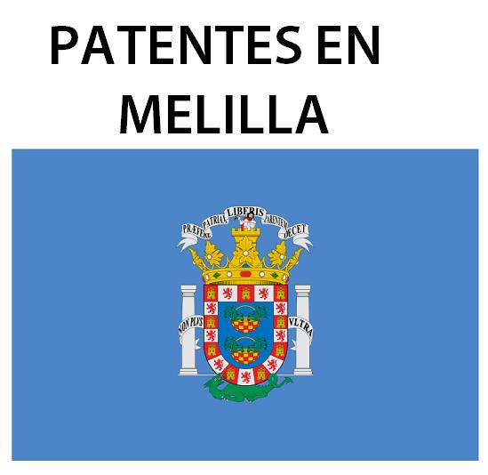 Patentes en Melilla