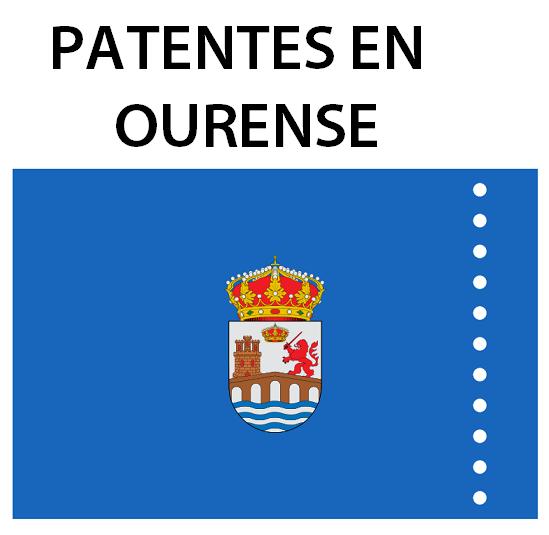 Patentes en ourense