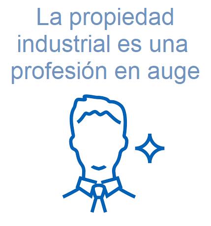 la propiedad industrial es una profesion en auge