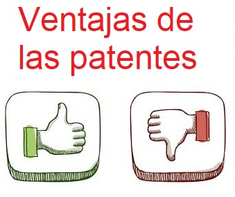 Ventajas de las patentes