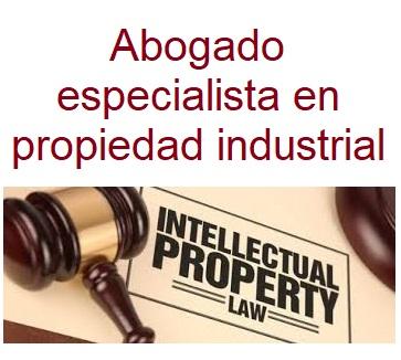 abogado especialista en propiedad industrial