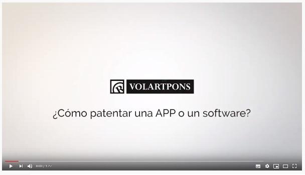 como patentar una app