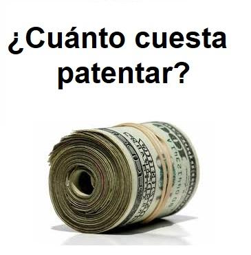 cuanto cuesta patentar